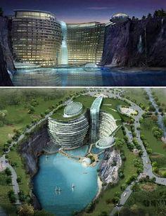 hotel Songjiang in Cina