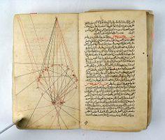 292 Tanqih al-Manazir by Kamal al-Din al-Farisi