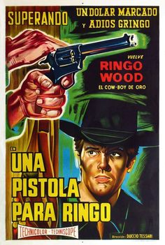 #APistolforRingo ,1965#FilmTrailersWorld http://filmtrailersworld.blogspot.rs/2016/01/a-pistol-for-ringo-1965-trailer.html #GiulianoGemma, #FernandoSancho #Movie