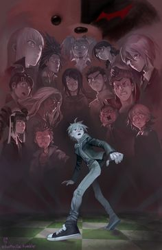 DANGAN RONPA by EMworks.deviantart.com on @deviantART
