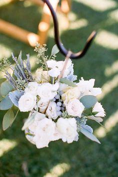 Malibu Wedding at Saddlerock Ranch by Amber Events  Read more - http://www.stylemepretty.com/2012/05/23/malibu-wedding-at-saddlerock-ranch-by-amber-events/