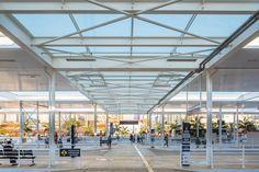 23 Sul: Terminal de ônibus urbano, Ribeirão Preto, SP