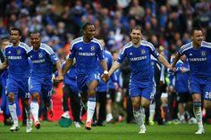 Chelsea FC CAMPEÓN FA CUP 2012 !!