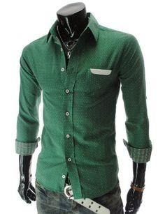 I personally like the green :)