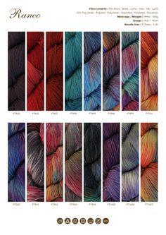 Ranco Multy : Araucania Yarns : Designer Yarns