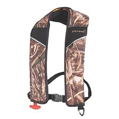 Stearns Boating Stole Life Vest, Realtree Max-4 Camo by Stearns