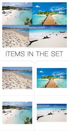 """Beach Holiday Pulau Seribu"" by wijayatamapulauseribu on Polyvore featuring art"