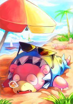 Pokémon - Mega Slowbro: My Little Place