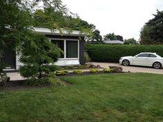 Aménagement Avant 5 août 2014 2013, Hui, Garage Doors, Outdoor Decor, Home Decor, Front Gardens, Fall, Accessories, Homemade Home Decor