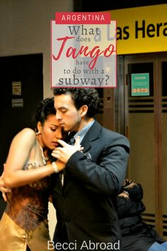 """What does tango have to do with a subway system? In Buenos Aires quite a lot actually! Keep on reading to learn about tango and porteños subway, el """"subte"""" Tango, Paris Map, Olympic Peninsula, Free Activities, City Maps, Okinawa Japan, Chicago Restaurants, Tour Eiffel, Sweet Life"""