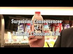 The Surprising Consequences of Banning Chocolate Milk - YouTube
