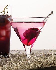 Bleeding Heart Martini