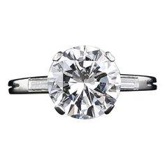 BOUCHERON Diamond Engagement Ring