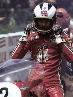 Legendary Phil Read riding for Mv Agusta.