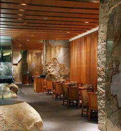 Sensei Restaurant - Design by Super Potato, Japan