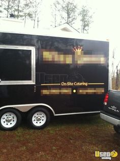 New Listing: http://www.usedvending.com/i/For-Sale-in-North-Carolina-2013-Concession-Trailer-/NC-P-509Q For Sale in North Carolina - 2013 Concession Trailer!!!