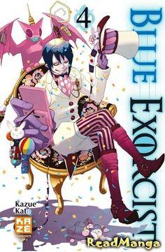 manga Синий Экзорцист (Blue Exorcist: Ao no Ekusoshisuto). Като Кадзуэ