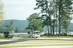 Windemere Cove Resort Brand New RV Resort directly on Lake Guntersville. Wi-Fi, paved roads, level concrete pads, pull throughs, big rigs welcome Clubhouse, huge pool and too many amenities and activities to list. For more information go to: http://www.ithappensinalabama.com/city/huntsville---north-alabama-region/listing/windemere-cove-resort/