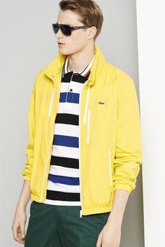 #Lacoste Lightweight Taffeta #jacket