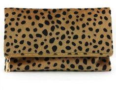 Foldover Leopard Spo