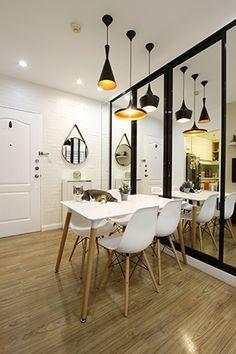 A 37sqm Scandinavian Inspired Studio Unit Small CondoCondo DesignThe