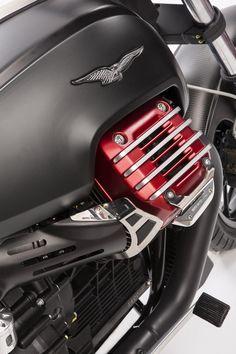 Moto Guzzi Eldorado e Audace: foto ufficiali e del test di Motociclismo