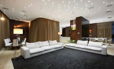 30 Ceiling Design Ideas to Inspire Your Next Home Makeover - http://freshome.com/ceiling-design-ideas/