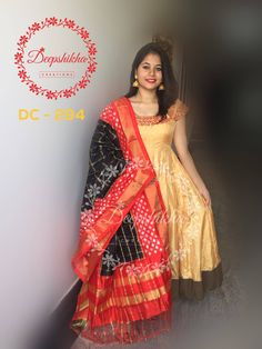 Deepshikha Creations. Hyderabad Contact : 9059683293. Mail : deepshikhacreations@gmail.com. 22 August 2016 Salwar Designs, Sari Blouse Designs, Dress Neck Designs, Kurti Designs Party Wear, Long Gown Dress, Frock Dress, Long Frock, Frock Design, 15 Dresses