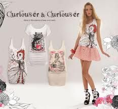 Alice in wonderland clothes - Google Search