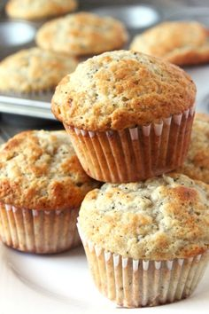 These chai banana bread muffins will blow you away with how tender and flavorful they are. Super easy to make and healthy to boot, these muffins are sure to become a favorite.