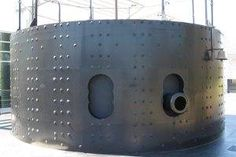 picture of uss monitor turret at mariners museum Uss Monitor, Hms Hood, 3d Printing Diy, Historical Images, United States Navy, Model Ships, American Civil War, Military, Boat