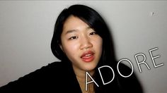 Cover: 'Adore' by Cashmere Cat ft. Ariana Grande