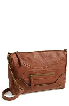 Kendall & Kylie Madden Girl Zip Detail Crossbody Bag (Juniors) available at #Nordstrom