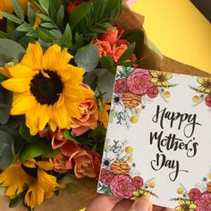 Excited to share the latest addition to my shop: Happy Mother's Day Card. Floral Card for Mum. I Love Mum Card. Sunshine for Breakfast Mothers Day Funny Quotes, Happy Mothers Day Messages, Mother Day Message, Happy Mother Day Quotes, Mother Day Wishes, Happy Mother's Day Card, Happy Mother's Day Greetings, Happy Mother S Day, Mom Cards