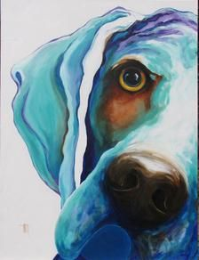 Draw Dogs Dogs Breeds Pet-Portraits Dog-Painting-Artist Ed Hofer Artist Painting, Painting & Drawing, Watercolor Paintings, Watercolour, Watercolor Animals, Acrylic Painting Animals, Painting Canvas, Wow Art, Art And Illustration