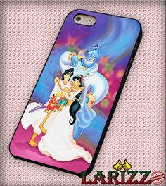 """Aladdin and the King of Thieves for iPhone 4/4s, iPhone 5/5S/5C/6/6 , Samsung S3/S4/S5, Samsung Note 3/4 Case """"007"""""""