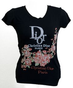 New Dior Style T-Shirt For Women - Fashion Outfitter Designer Outlet 1d5e266569ef