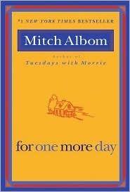 Mitch Albom, author reading-rainbow