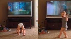 """Pikkupojan hykerryttävästä Rocky-imitaatiosta viraalihitti – """"treenivideolla"""" jo lähes 80 miljoonaa katselukertaa"""