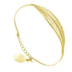 Bracelet zag libellule