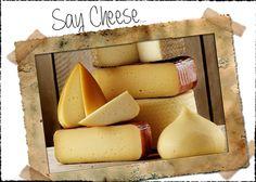 Τυρί αναπόσπαστο μέρος μιας ισορροπημένης και υγιεινής διατροφής!! Dairy, Cheese, Food, Essen, Meals, Yemek, Eten