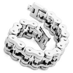 Loveshine Jewelry Mens Stainless Steel Bracelet, Heavy Wide Biker, Silver loveshine http://www.amazon.com/dp/B01ALB2L7W/ref=cm_sw_r_pi_dp_OkAOwb12EP2SM