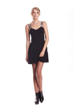 Bella Dress $239 NZD www.makeheartsrace.com