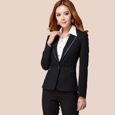 spring-formal-pant-suits-for-women-work-wear