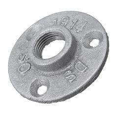 1/2 Inch Floor Flange Iron Plumbing Pipe
