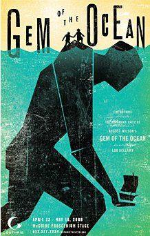 Book Covers Anonymous: Spotco: Gem of the Ocean