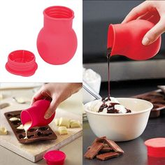 Silicone Chocolate Melting Pot Only $8.99 Free Shipping worldwide if you like it share it with your friends ! Link in BIO section ! #kitchen #home #sweethome #cooking #sushi #lunchbox #baking #dinner #cookie #cookbook #kitchenaid #kitchenware #kitchentools #mykitchen #souleater #goodeats #eatwell #eatrealfood #eatstagram  Yummery - best recipes. Follow Us! #kitchentools #kitchen