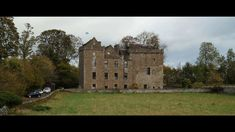 [Wikipedia] Ruthven Castle Angus https://youtu.be/LCjePnK5Wqs