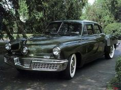 1948 Tucker. A rare automobile