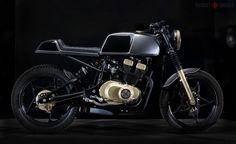 caferacerpasion.com  1980 Suzuki GSX 250 #CafeRacer by C-Racer [TAGS] #caferacerpasion #suzuki #caferacersofinstagram #caferacerxxx #caferacerporn #caferacergram